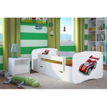 Quadros impressos para BabyDreams - Racing Car
