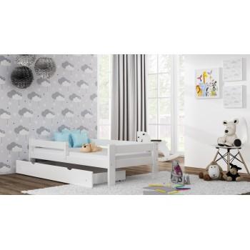 Vienguļamā gulta - vītols bērniem Bērniem Toddler Junior