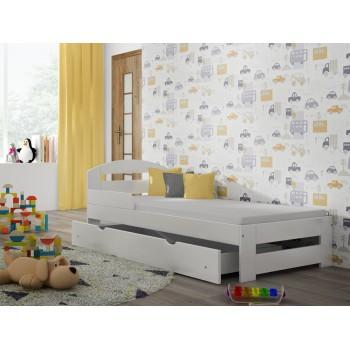 Samostatná postel - Kiko White