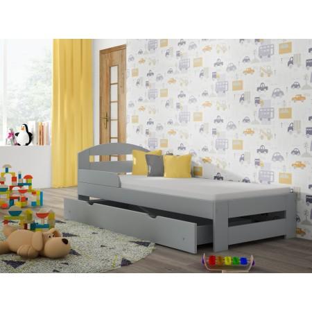 Łóżko pojedyncze - Kiko Dla Dzieci Maluch Junior