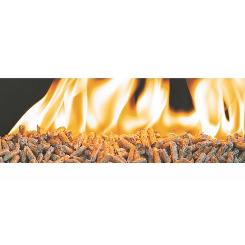 Koksnes granulas - biomasas enerģijas degviela