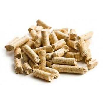 Medienos granulės - biomasės energinis kuras
