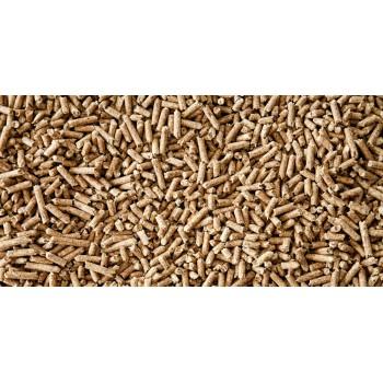 Drevené pelety - energetické palivo z biomasy