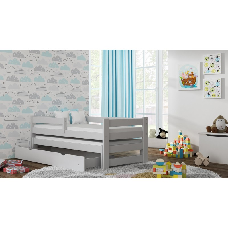 Trundle Bed - Gabriel White