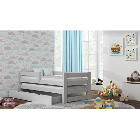Trundle Bed - Gabriel Gyerekeknek Gyermekek Kisgyermek Junior