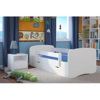 Drukātās dēļi BabyDreams vienvietīgas gultas