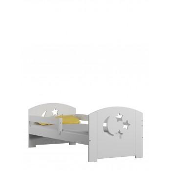 Vienguļamā gulta - Lilija Balta
