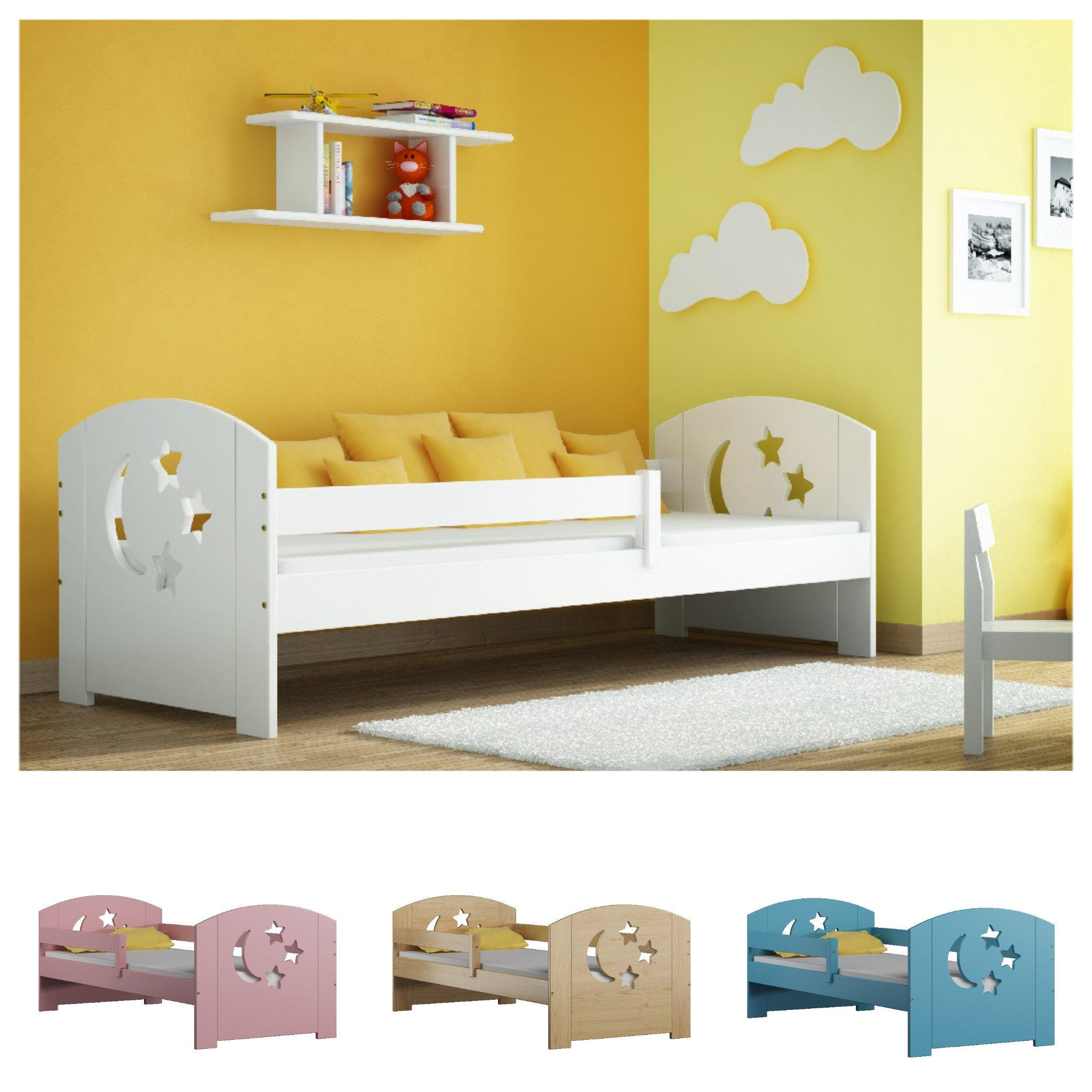 Cama de solteiro - Lily For Kids Children Toddler Junior