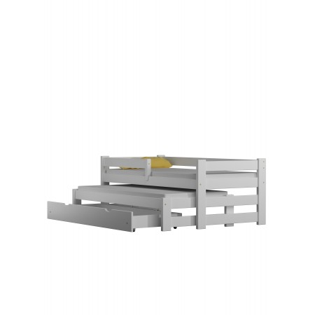 Trundle Bed - Gabriel Lapsille Lapset Taapero Junior
