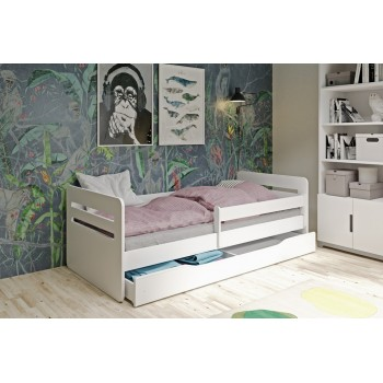 Single Bed Kami - For Kids Children Toddler Junior
