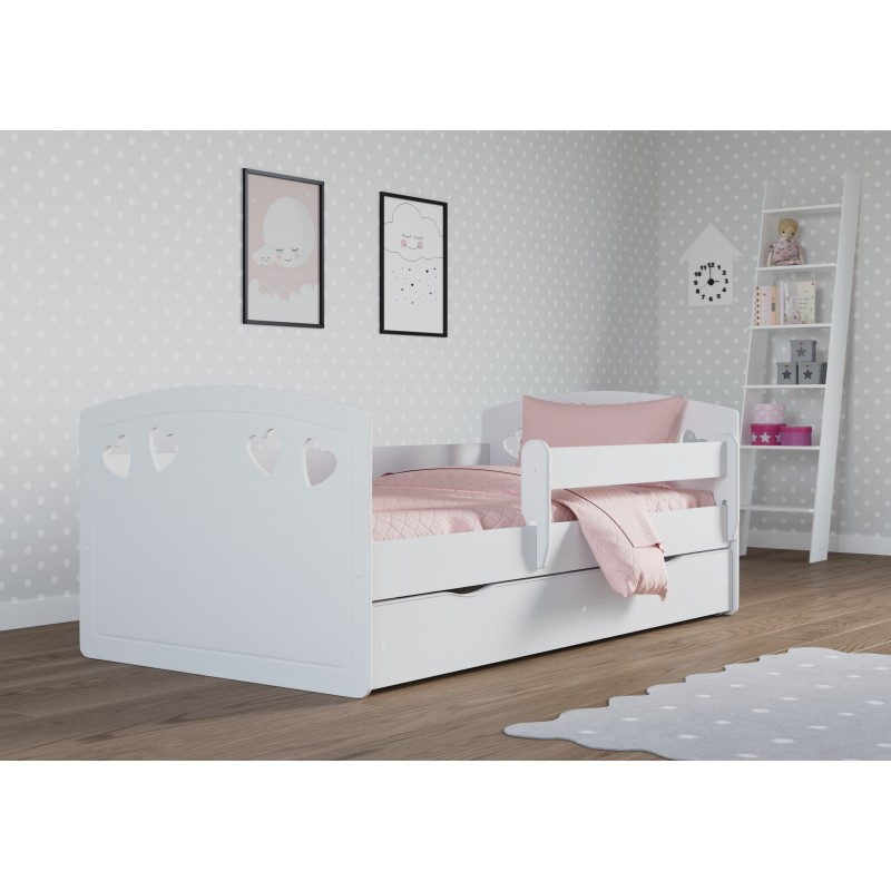 Single Bed Bella -White