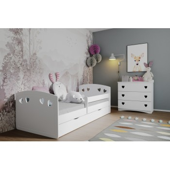 Single Bed Bella - For Kids Children Toddler Junior