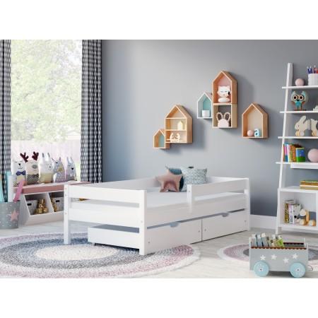 Łóżko pojedyncze Filip - Dla dzieci Maluch Junior