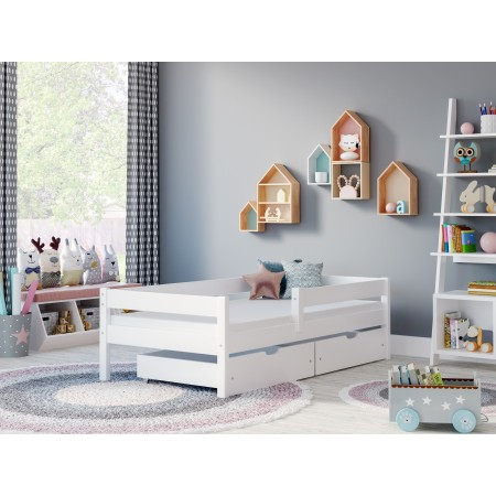 Cama de Solteiro Filip - For Kids Children Toddler Junior