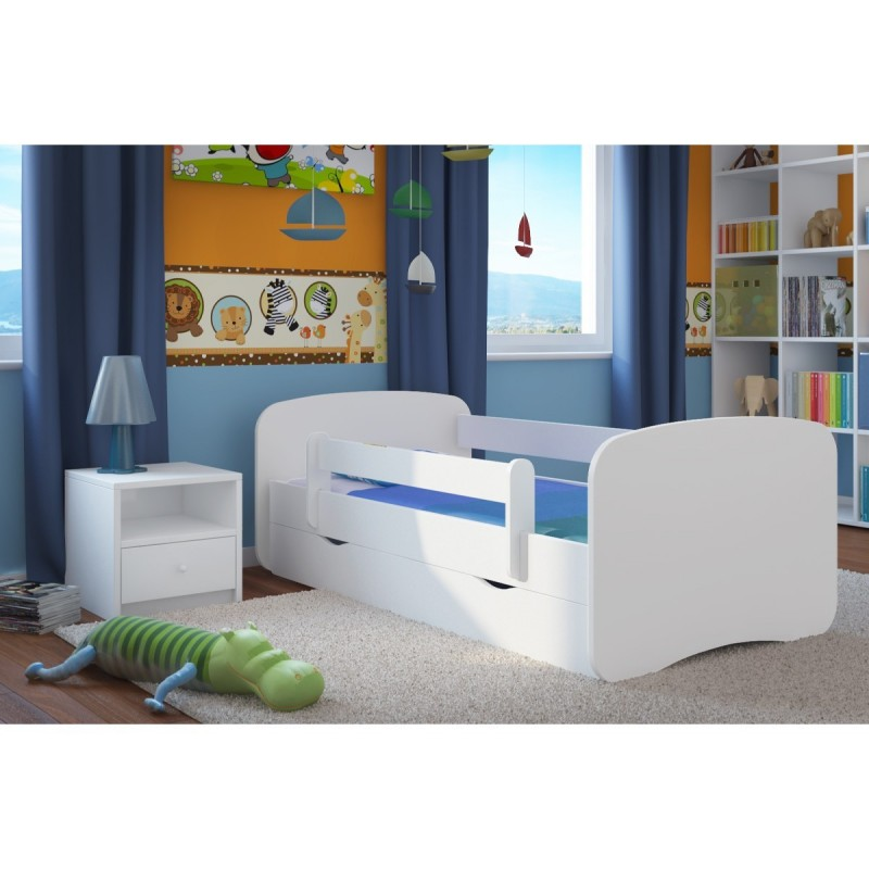 Single Bed Babydreams - White