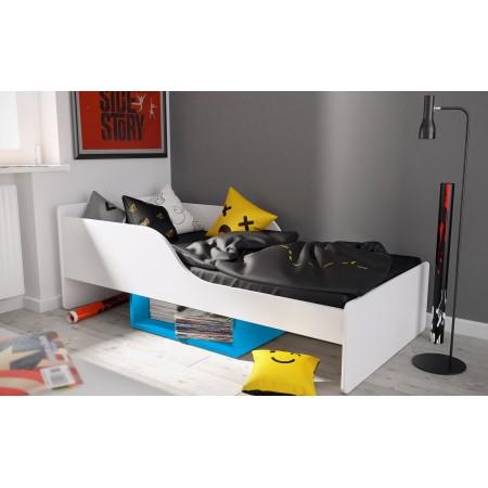 Jednolôžková posteľ Champion - pre deti Deti batoľa Junior