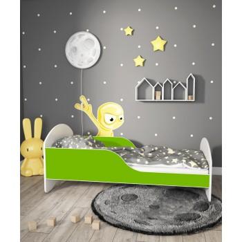 Vienguļamā gulta Cosmo - bērniem, bērniem un maziem bērniem