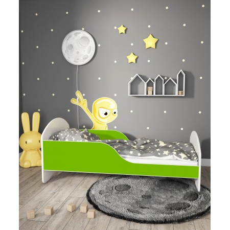 Single Bed Cosmo - For Kids Children Toddler Junior