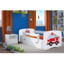 Printed Boards For BabyDreams - Fire Engine