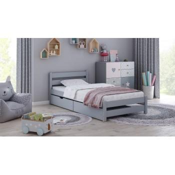Vienvietīga gulta - Apollo bērniem, bērniem, mazuļiem, pusaudžiem