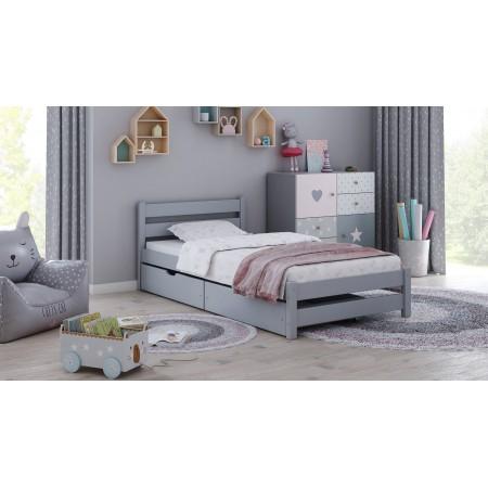 Vienguļamā gulta - Apollo bērniem bērniem, mazuļiem, pusaudžiem