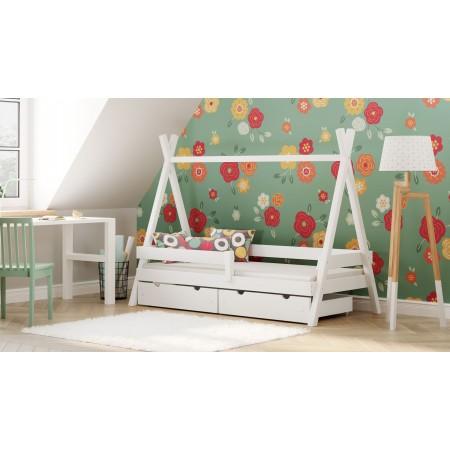 Posteľ Montessori Tipi - Anadi pre deti Deti Toddler Junior
