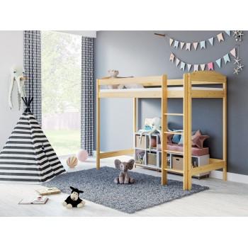 Loftová postel - Bobby Pro děti Batole Děti Juniors