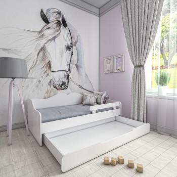 Vienvietīga gulta Monako - bērniem, bērniem un maziem bērniem