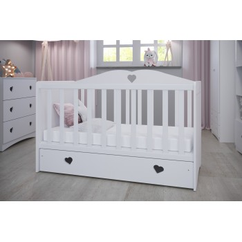 Kinderbett Olivia - Für Babys Kleinkinder Neugeborene