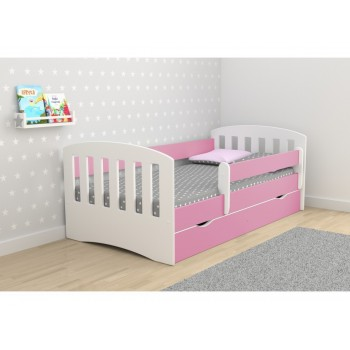 Single Bed Classic 1 - Pink