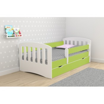 Single Bed Classic 1 - Green