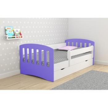 Single Bed Classic 1 Mix - Blue