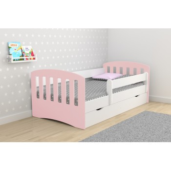 Single Bed Classic 1 Mix - Pink