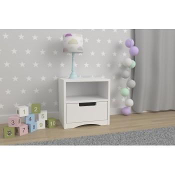 Sängbord för barn Classic_1