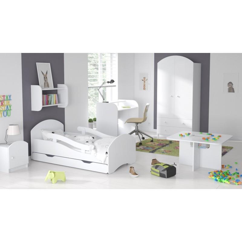 Cama de Solteiro Oscar - For Kids Children Toddler Junior