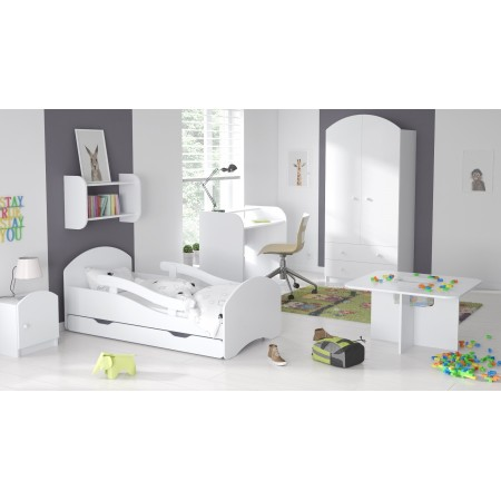 "Vienvietė lova ""Oskaras"" - vaikams, mažiems vaikams"