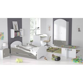 Single Bed Oscar - For Kids Children Toddler Junior