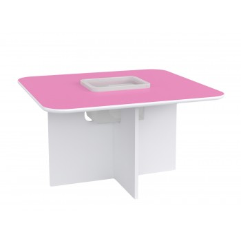 Kids Play Table Oscar - Pink