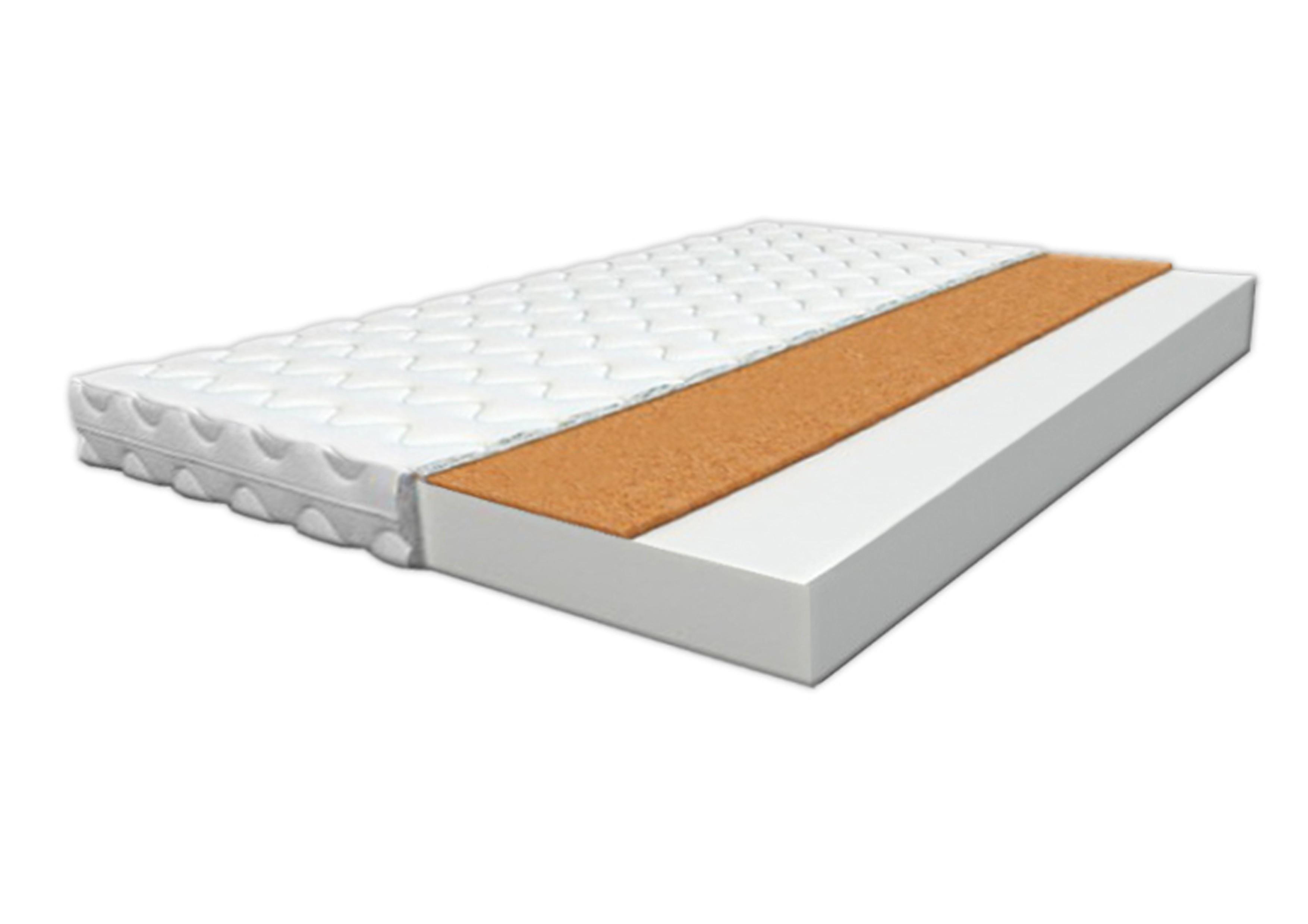 140 x 70 Childrens Beds Home Buckwheat Foam Coconut Fibre Mattress
