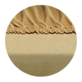 Fitted Sheets - Beige