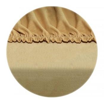 Įklijuoti lakštai - smėlio spalvos