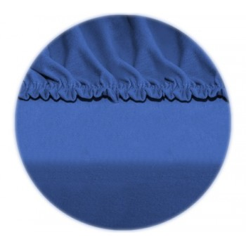 Piestiprinātas loksnes - zilas