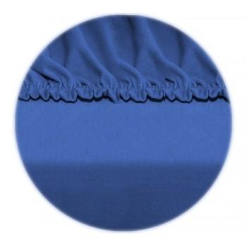 Spannbettlaken - Blau