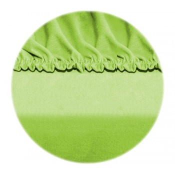 Fitted Sheets - Green Apple