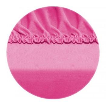 Sumontuoti lakštai - rožinė