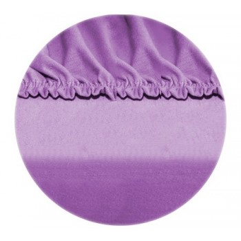 Přizpůsobené listy - fialové