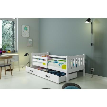 Carino-Viengulė lova vaikams ir vaikams